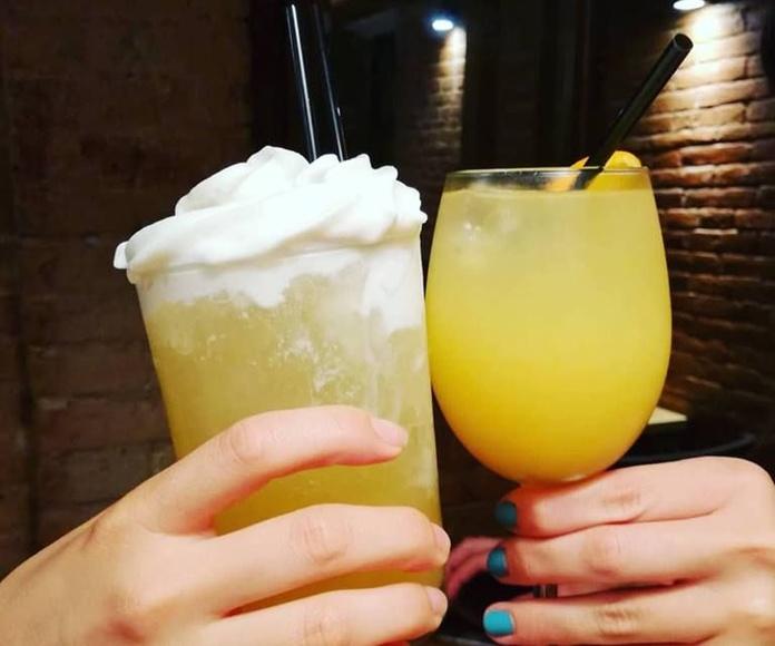 Bebidas y cócteles: Menú de El Bandarra Tapería