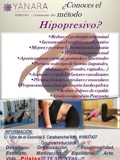 CLASES DE HIPOPRESIVOS