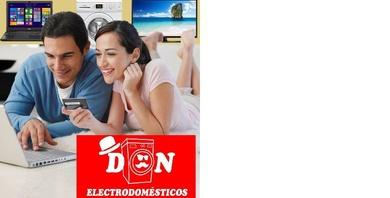 Don Electrodomésticos tu tienda online de confianza