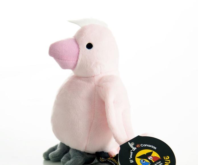 Loro Pequeño Rosa / Small Pink Parrot: Productos de BELLA TRADICION