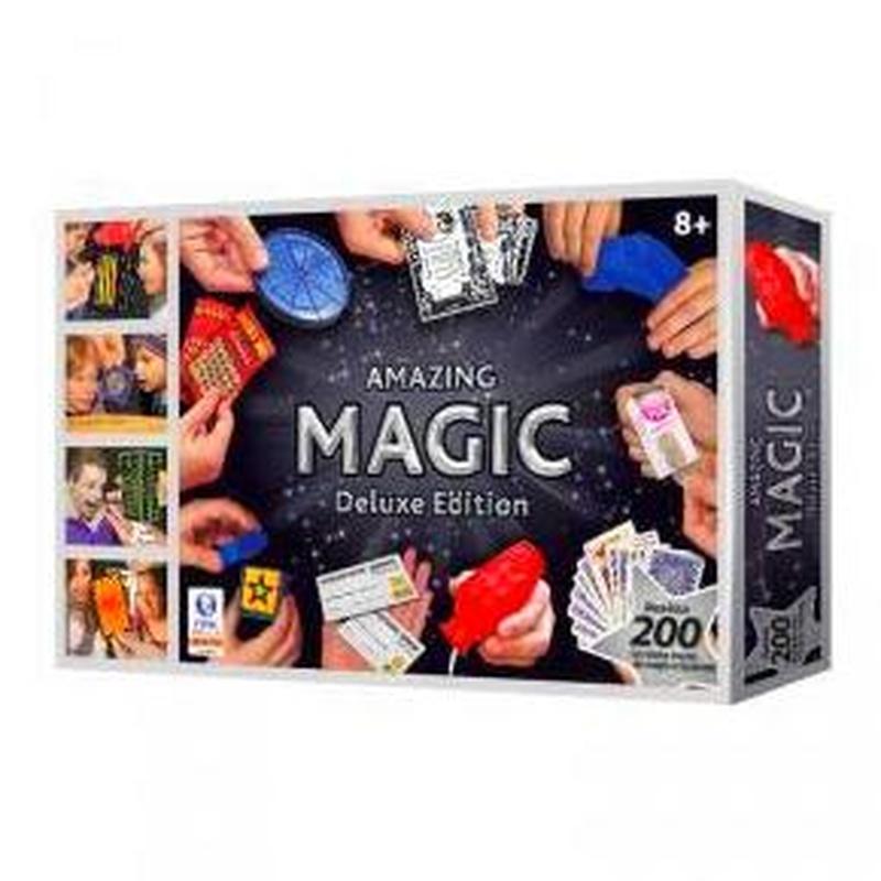 JUEGO MAGIA. AMAZING MAGIC DELUXE