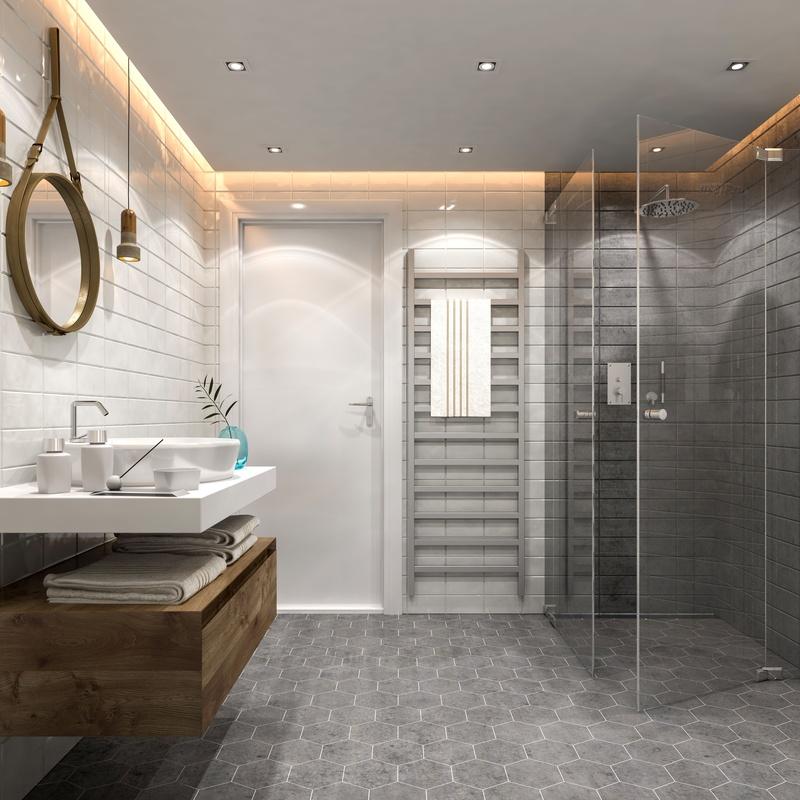 Accesorios de baño: Servicios de Cristalería Durán