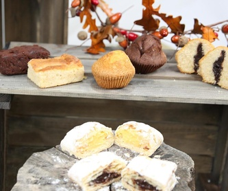 Cookies con frutos del bosque: Productos de La Tatarabuela Magdalena