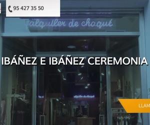 Trajes de chaqué en Sevilla | Ibáñez e Ibáñez Ceremonia
