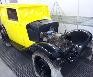Restauración de vehículos y motos en Requena