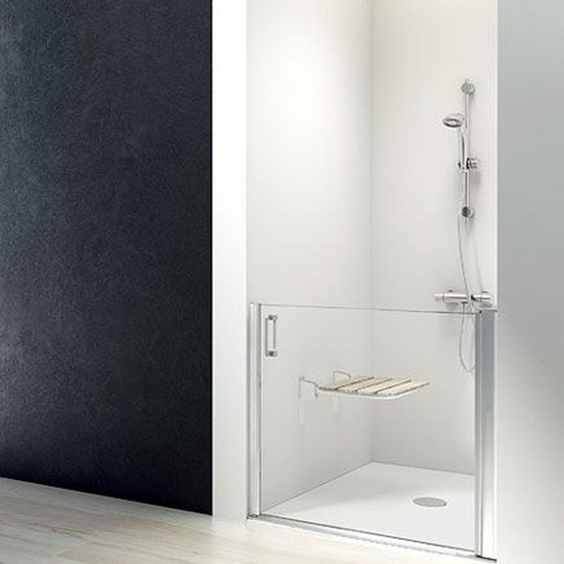 Mampara de baño Profiltek serie PMR-Asistencial