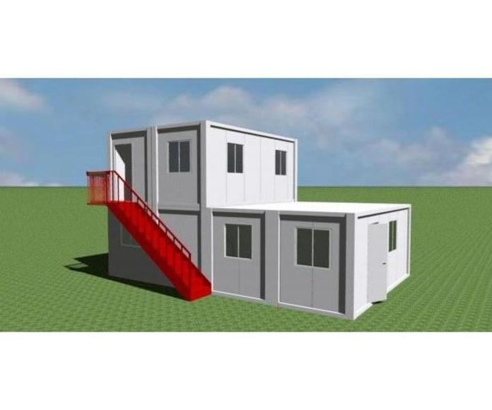 Módulos Evolución: Modelos de Edificación modular tecnológica