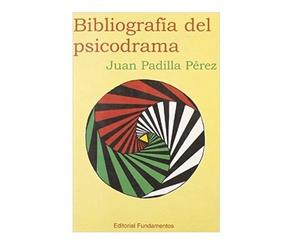 """Su libro """"la Bibliografía del psicodrama"""""""