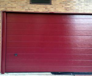 Puertas de garaje seccionales automáticas en Asturias