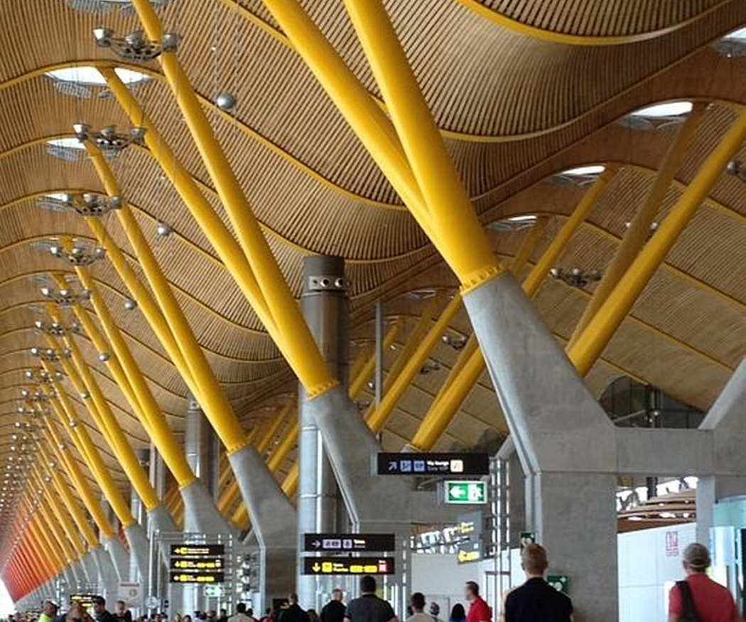 Cómo ir al aeropuerto en Madrid