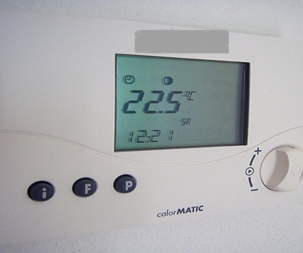 Diferentes tipos de termostatos