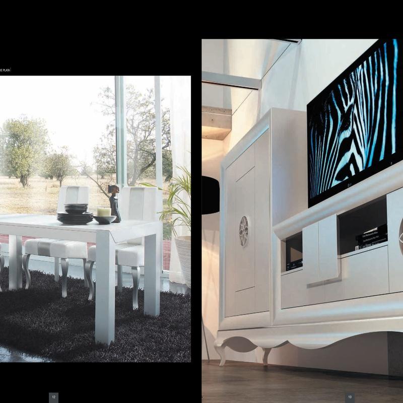 Furniture colección Serik Dormitorios y salones: Catálogo de muebles y sofás de Goga Muebles & Complementos