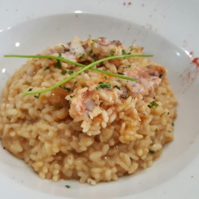 Menú Azul: Carta y menús de Restaurant Ran de Mar