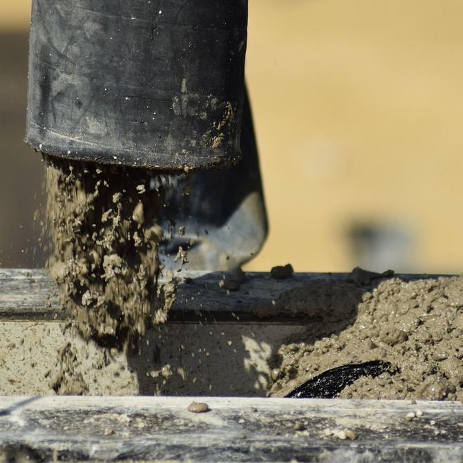 ¿Cuáles son los aditivos del hormigón?