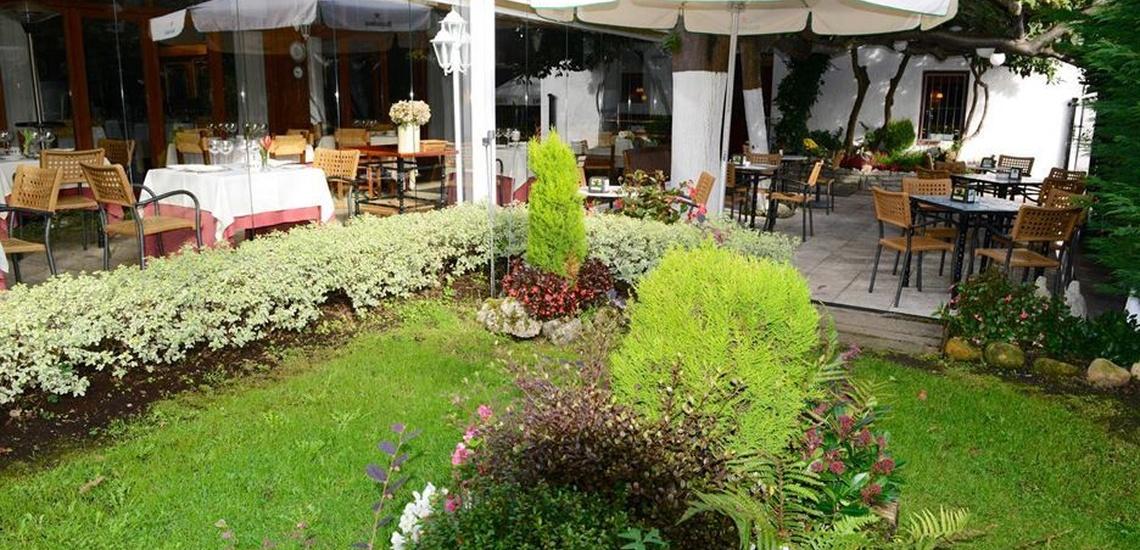 Restaurante para celebrar boda civil en Bizkaia