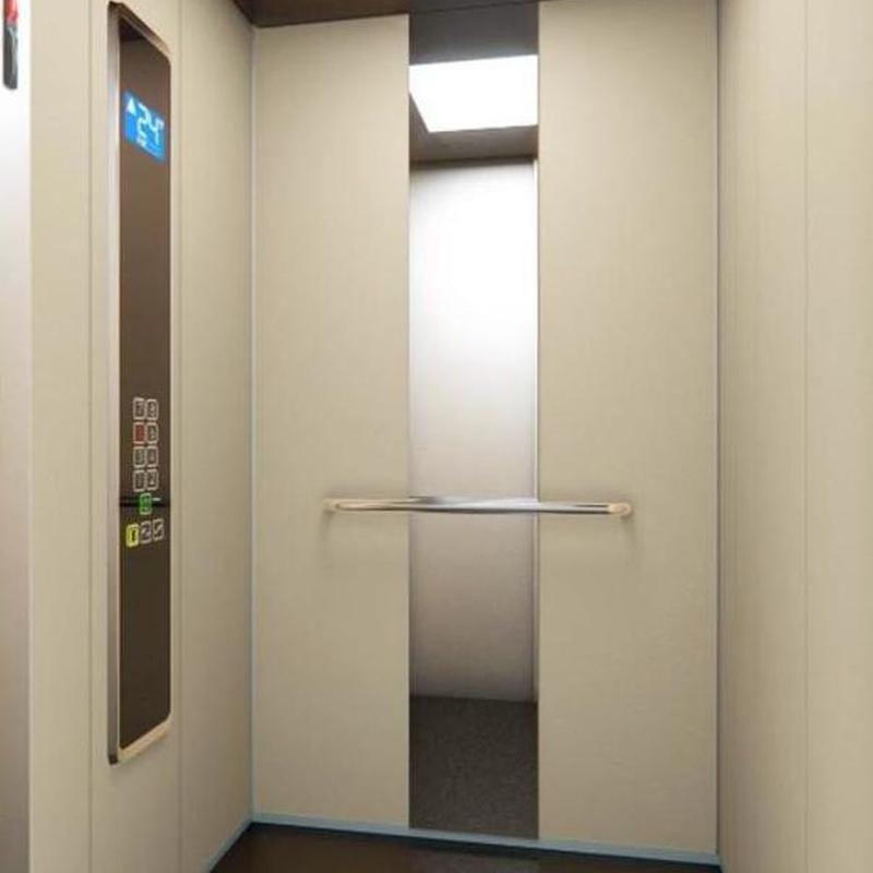 Cabinas ascensores Zaragoza