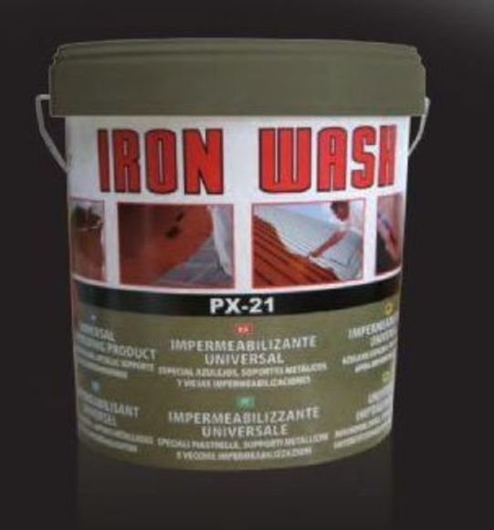 Iron Wash: Productos y servicios of Dicerfer