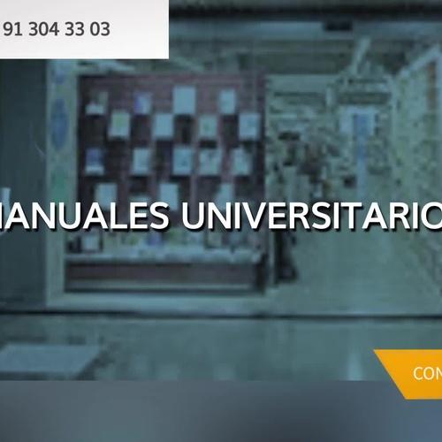 Manuales universitarios uned en el centro de Madrid