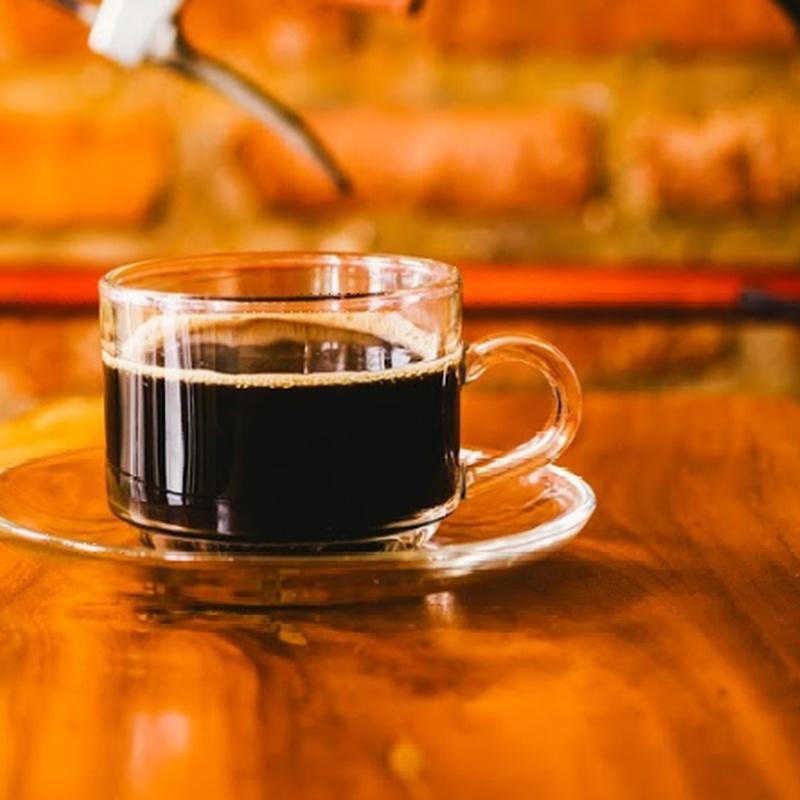 Café solo: Carta y menús de Yoshino