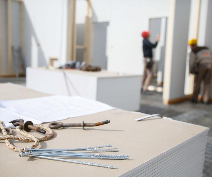 Reformas y demoliciones: Servicios de Construcciones Boqueixón, S.L.