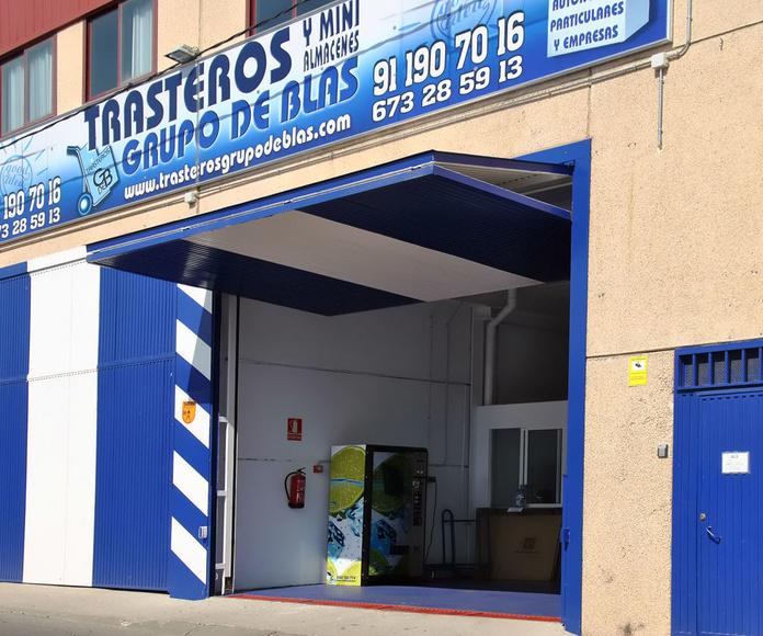 TRASTEROS GRUPO DE BLAS
