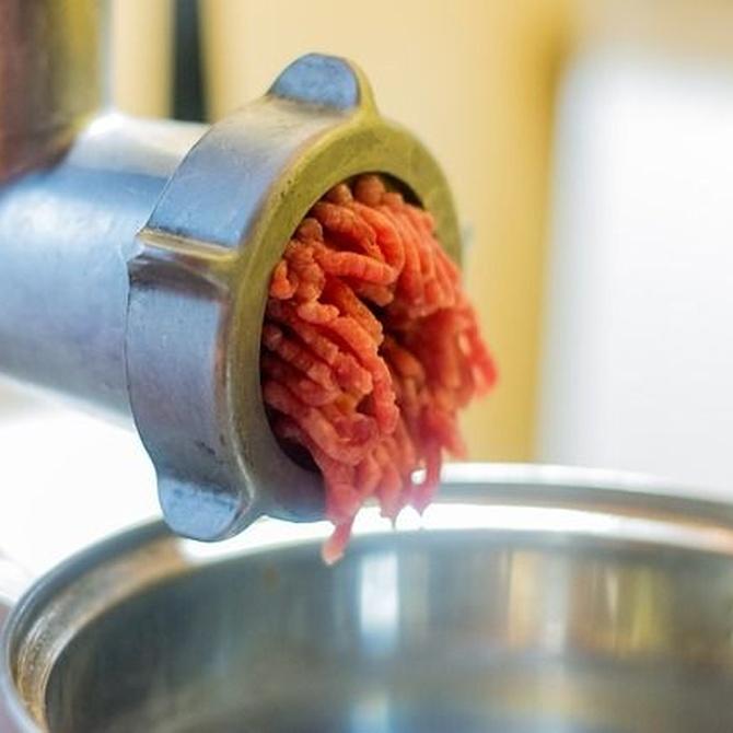 La carne picada y sus innumerables usos en la cocina