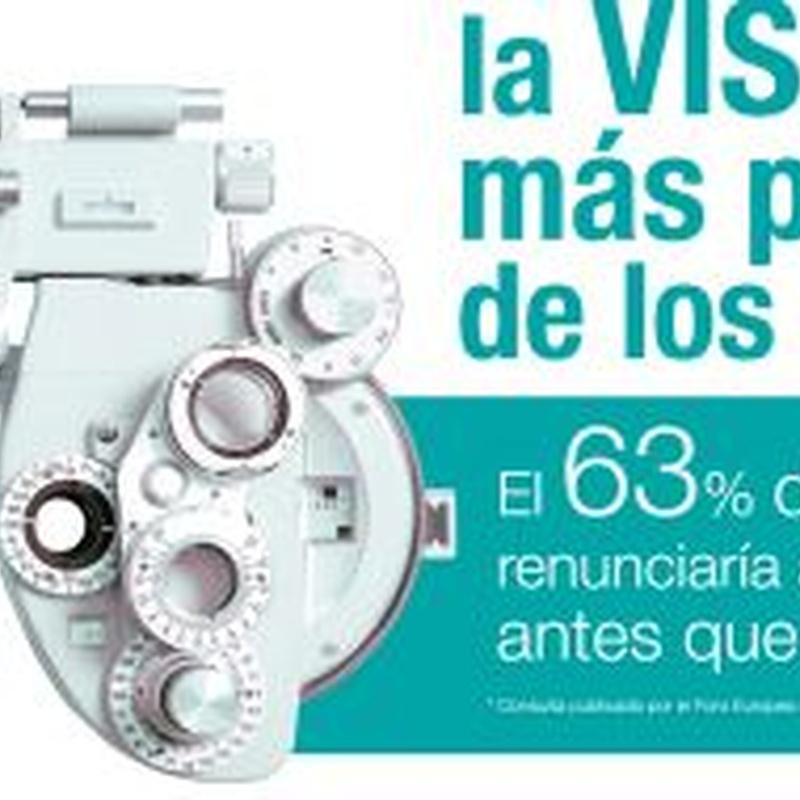 Servicios ópticos: Catálogo de Natural Optics Vermas