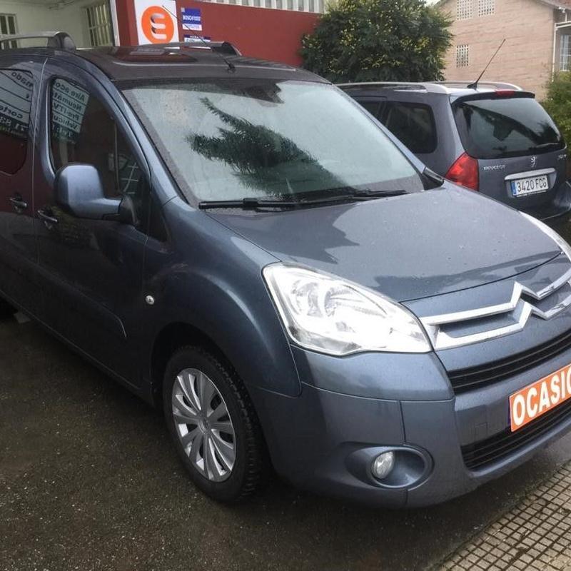 Citroën Berlingo 1.6Hdi 111CV: Vehículos de ocasión de OCASIÓN A LAGOA
