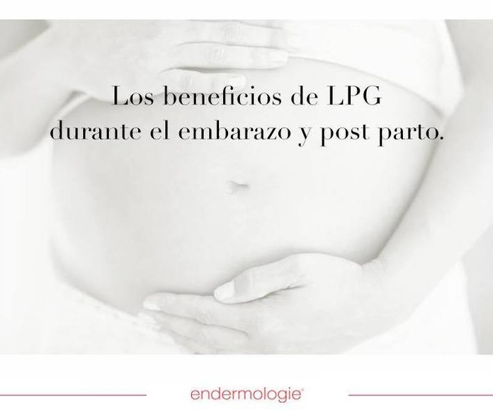 Beneficios de endermologie en el pre y post parto