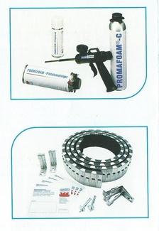 Promat sistemas de sellado