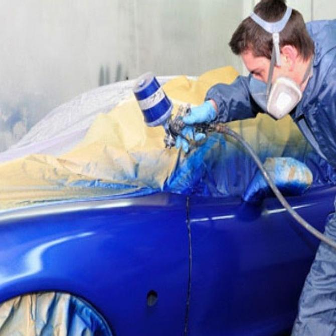 La psicología para pintar tu coche