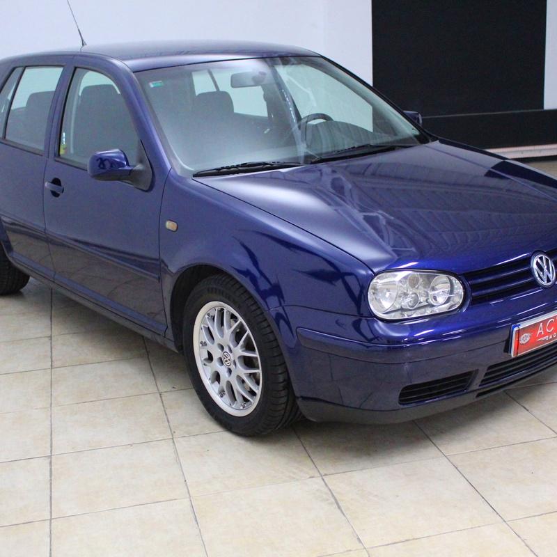 Volkswagen Golf 1.8 GTI: Nuestros Vehículos de Activa Motors