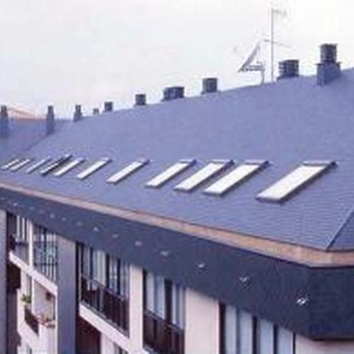 Cubiertas de todo tipo en viviendas como edificaciones