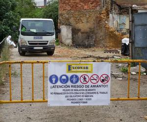 Empresa especializada en la retirada de amianto en Asturias