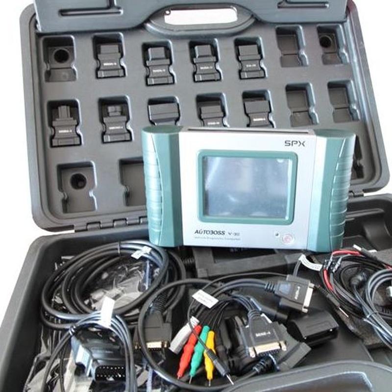 Diagnosis electrónica : Servicios de Talleres ARG