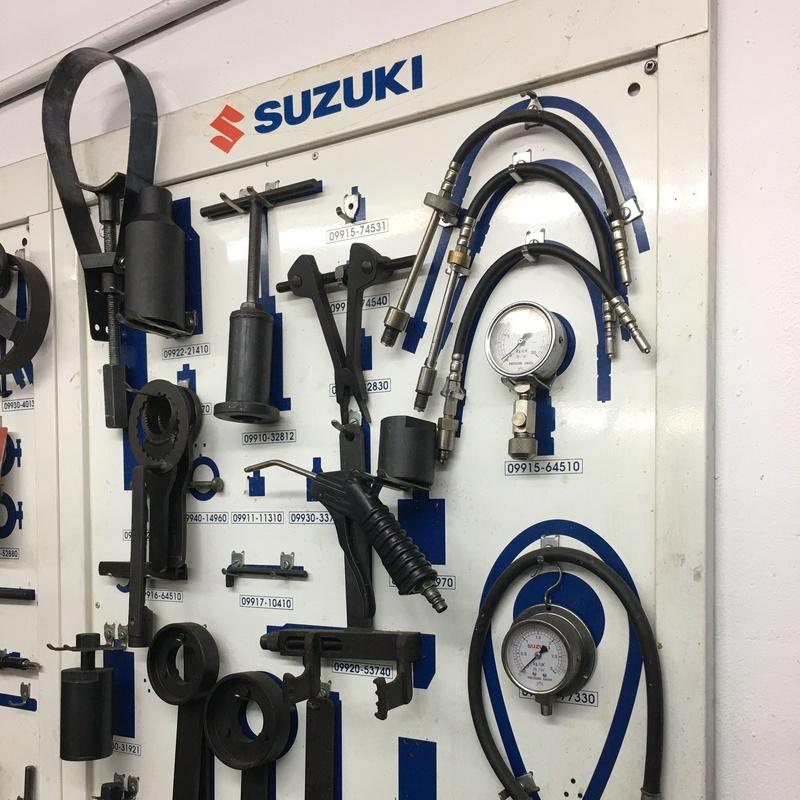 Reparación y mantenimiento de motocicletas: Productos y servicios de Motominut