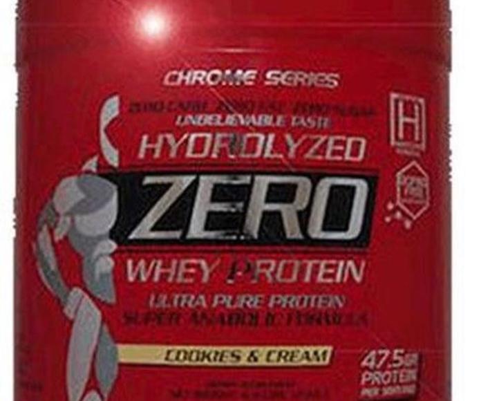 Hydrolyzed Zero Whey
