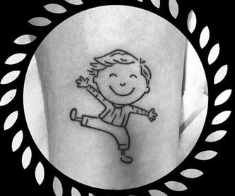 Acuarela: Nuestros servicios de Emotive Tattoo