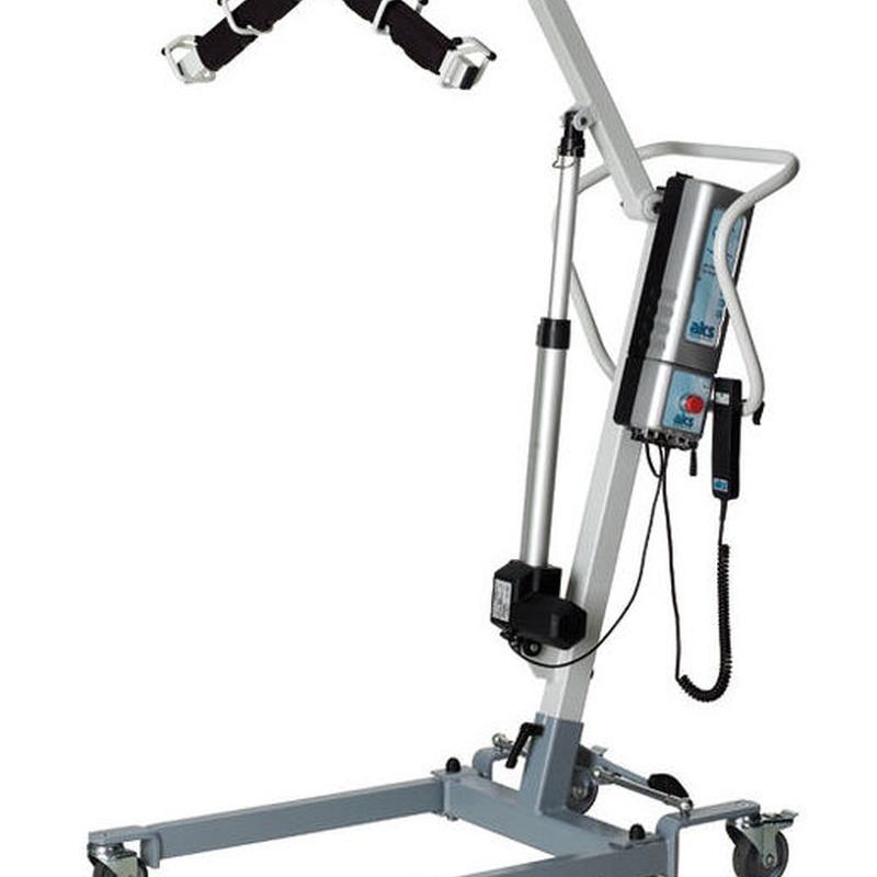 Productos ortopédicos: Servicios gerontológicos of Unidad de Servicios Gerontológicos