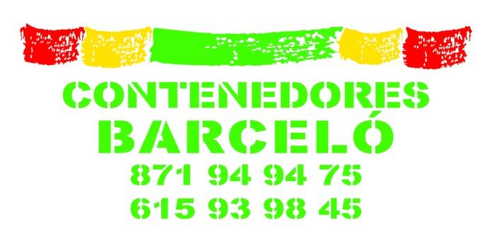Servicio de transporte: Nuestros servicios de Contenedores Barceló