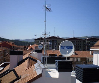Servicio de mantenimiento: SERVICIOS de Antenor
