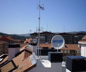Equipos de antena: SERVICIOS de Antenor