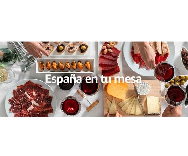 Produits alimentaires espagnols dans le monde