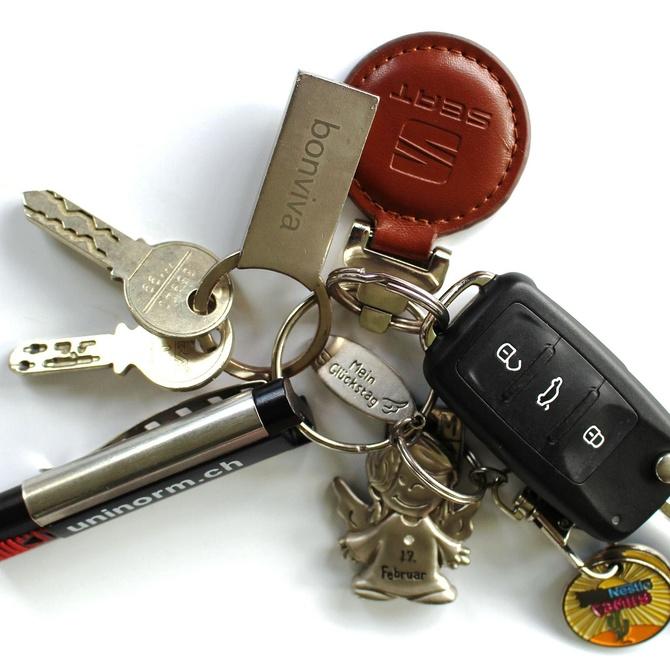 Cómo cuidar las llaves de tu coche