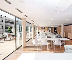 Centro de atención a personas mayores en Girona
