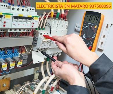Electricista en Mataró