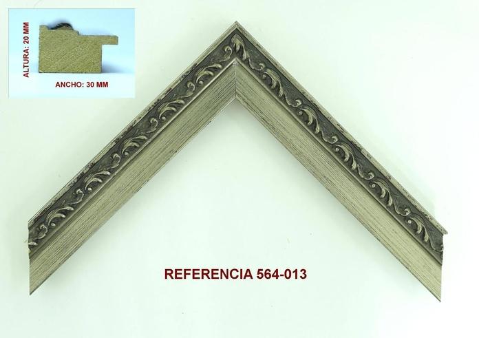 REF 564-013: Muestrario de Moldusevilla