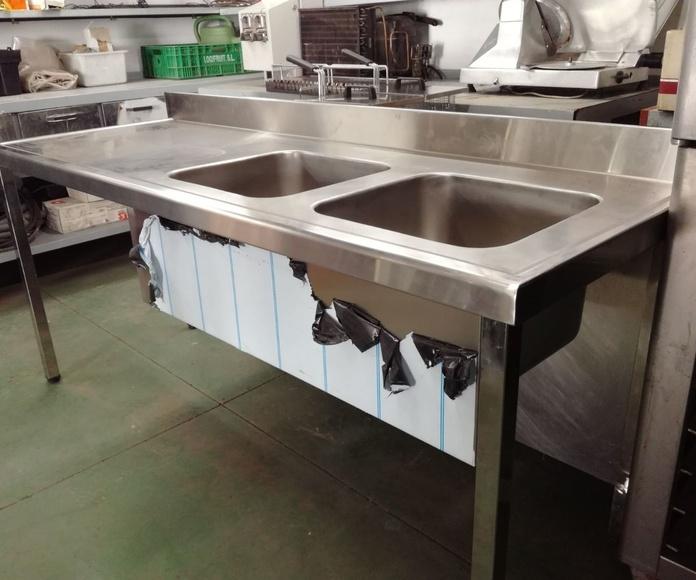 Fabricación, diseño e instalación de mobiliario para hostelería a medida: Productos y Servicios de Equiporama
