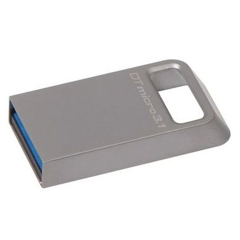 Kingston DTMICRO DTMC3/32GB USB 3.0/3.1 Metálico : Productos y Servicios de Stylepc