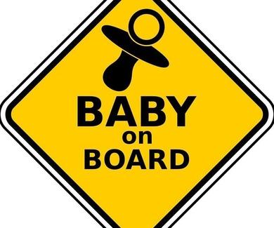 Como hacer un viaje seguro con tu bebé